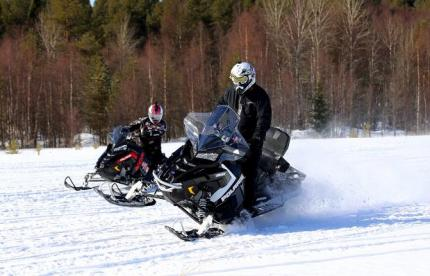 2018 POLARIS SNOWMOBILE CONFERENCE